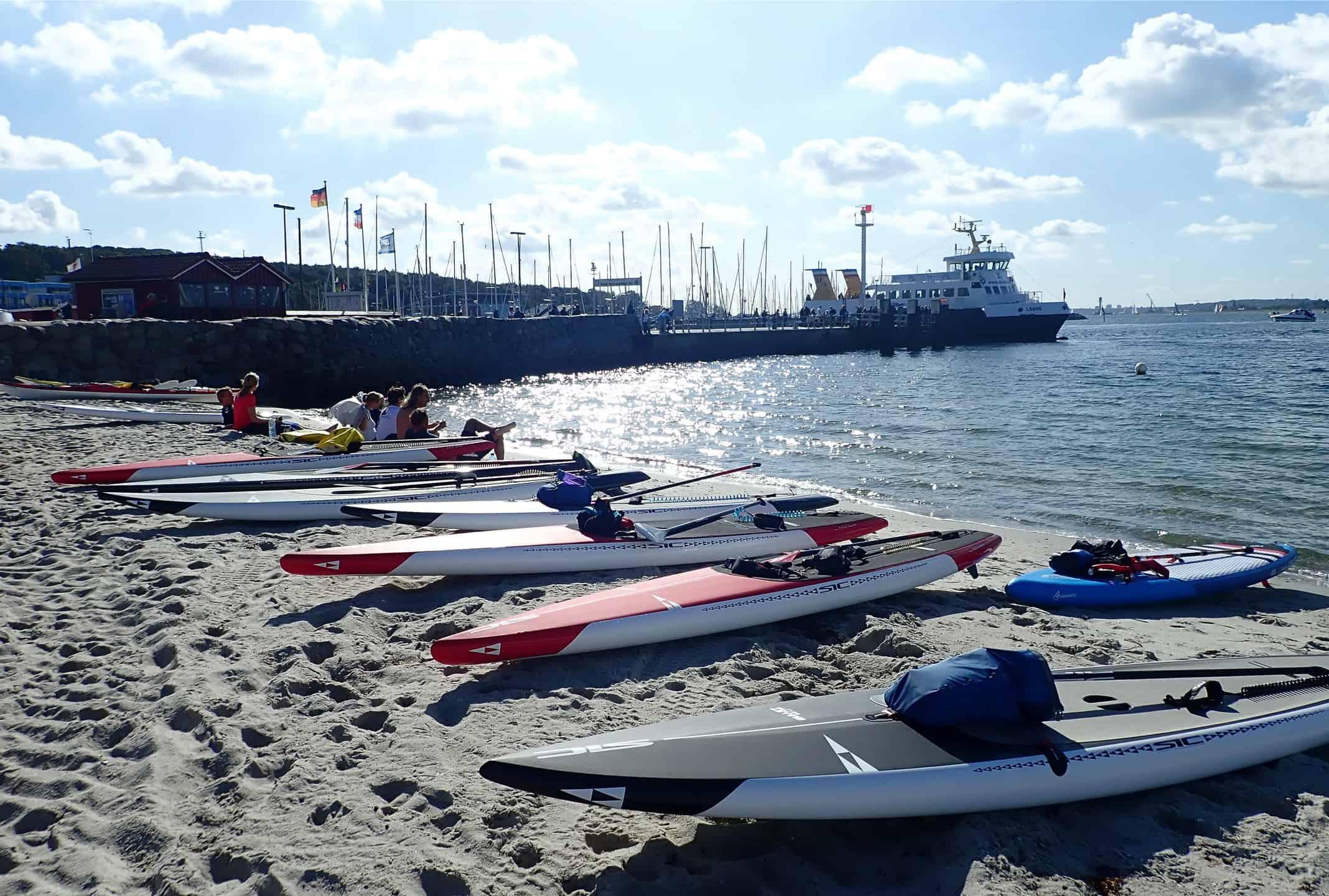 Ostsee Tour im Herbst bei sommerlichen Temperaturen